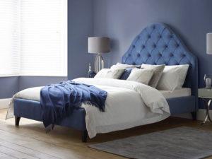 каретная стяжка изголовья кровати